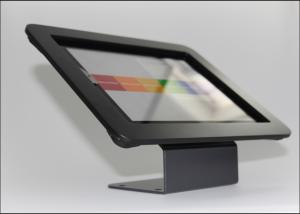 screen on iPad