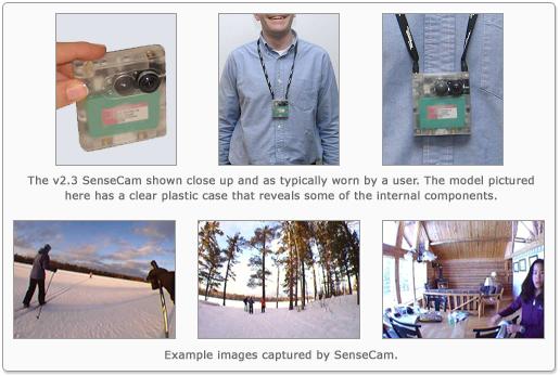 sensecam research paper