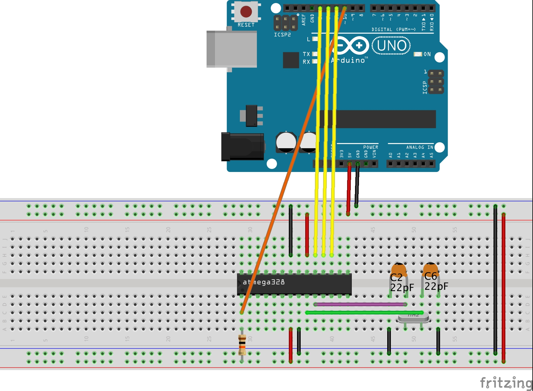 Breaking Up Arduino  How To Make Your Own Arduino
